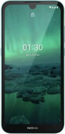 Nokia 1.3 Dual Sim 16GB - Cyan EU
