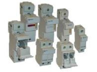 OPU10322 - BASE DE FUSIVEL 1 POLO 10X38MM 2-32A OMNIUM ELECTRIC