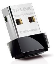 Pen USB Wireless NANO N 150Mbps TP-LINK