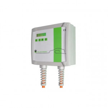 Policharger IN-DBLT1 Caixa de embutir com 2 mangueiras T1 1P 7,4kW 2x T1