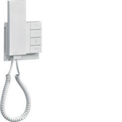 REK241X - Unidade interior ELCOM.FON audio br HAGER EAN:3599430028977
