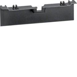 SL20080A9011 - Remate sup. ap. SL20080, preto grafite HAGER EAN:4012740895958
