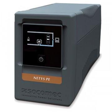 Socomec UPS Netys PE 650VA/360W - NPE-0650