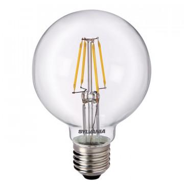 SYLVANIA - Lâmpada LED TOLEDO RETRO G80 V4 CL 640LM 827 E27 SL