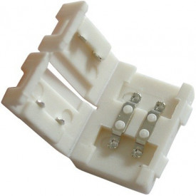 União para fitas de LED do tipo SMD5538 de 8mm