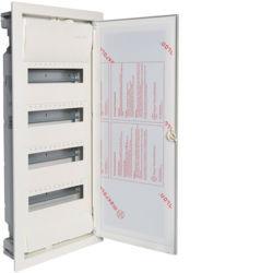 VU48ET - volta enc. porta transp. 4 filas 48M HAGER EAN:3250616614574