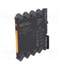 Weidmuller ACT20M-CI-2CO-S - Duplicador/separador de sinal, entrada 0(4)-20 mA, saída : 2x 0(4)- 20 mA 1175990000