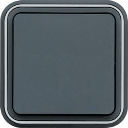 WNE001 - cubyko e - Comutador escada, cinzento HAGER EAN:3250617172011