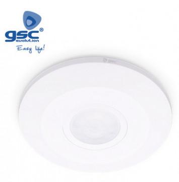 001401392 - Detector de movimento de superfície de teto LED 360º 230V 8433373013926