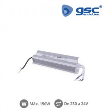 001504583 - Tiras de LED de fonte de alimentação 24 V 150 W IP67 8433373045835