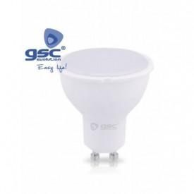 002001473 - 8433373014732 Lâmpada Dicroica LED 5W SMD GU10 6000K 230V