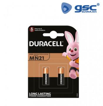 009000140 - Bateria alcalina Duracell MN21 (3LR50) Blister 2 5000394204000