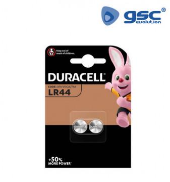 009000153 - Bateria alcalina Duracell LR44 Blister 2 5000394504400