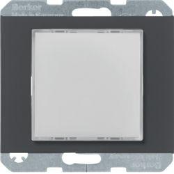 29537006 - K.1/K.5 - Sinaliz. LED branco, antrac mt BERKER EAN:4011334414506