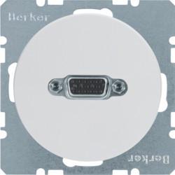 3315402089 - R.1/R.3 - tomada VGA, branco BERKER EAN:4011334367178