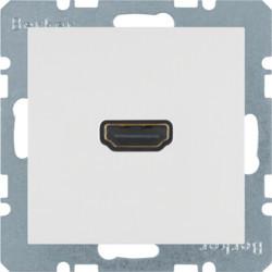 3315431909 - S.1/B.x - tomada HDMI ficha 90º, brc mt BERKER EAN:4011334330622