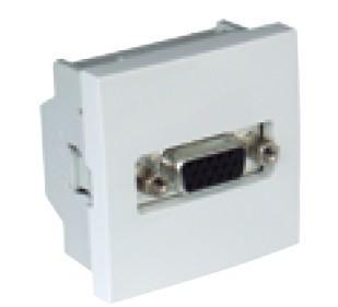 45437 SBM - TOMADA DE DADOS USB - 1 MÓD BRANCO MATE EFAPEL 5603011628048