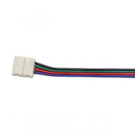 Ligador unilateral para fita LED SMD5050 RGB