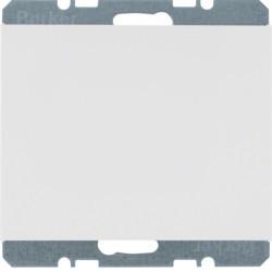6710457009 - K.1/K.5 - espelho cego, branco BERKER EAN:4011334281313