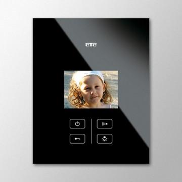 KIT Videoporteirto KIT-ΒO1C VENUS Antracite CTC