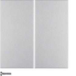 85648183 - B.7 - tecla quad KNX RF, alumínio mate BERKER EAN:4011334381662