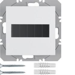 85655189 - S.1/B.x - BP simples, solar, KNX RF, br BERKER EAN:4011334369363