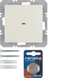 85655282 - S.1 - BP simples KNX RF, creme BERKER EAN:4011334370345
