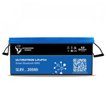 Bateria de Lítio 12V 200Ah (523x 235 x 222 mm) - Ultimatron