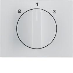 BERKER - 1088710900 - K.1/K.5 - botão rotativo 2-1-3, branco 23