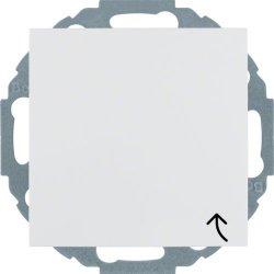 BERKER - 47448989 - S.1/B.x - Schuko c/tampa obtur., branco 23
