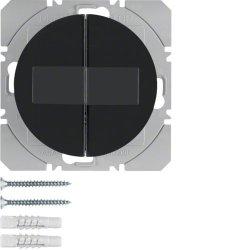 BERKER - 85656131 - R.1/R.3 - BP duplo, solar, KNX RF, prt 25