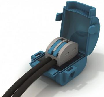 Caixa em gel com ligador rápido Shell Box 112 (2 Unidades)