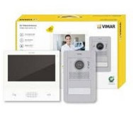 ELVOX Kit de videoporteiro monofamiliar Due Fili Plus - K40507G.01