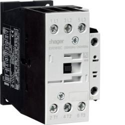 EV01810C - Cont. 3P+1 NA 18A 230 V 50Hz/240 V 60Hz HAGER EAN:3250612235971