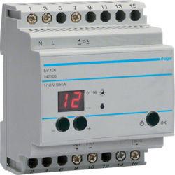 EV106 - Televariador 1/10V HAGER EAN:3250612421060