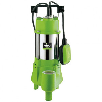 Ferramentas Eléctricas - 1220 - Bomba Submersivel Sumidor750W- 1HP VITO