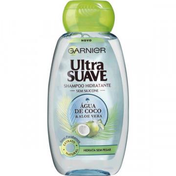 Higiene Pessoal, Detergentes e Ambientadores - 4400 - Ultra Suave Shampoo Água de Côco e Aloe Vera 250ml K.M.S