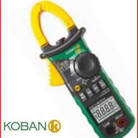 KP 2102. Mini pinça amperimétrica digital, AC/DC. KOBAN