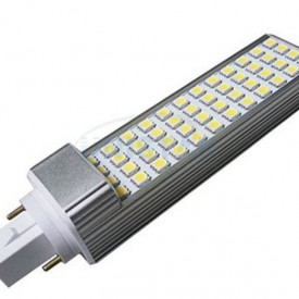Lâmpada LED PLC SMD G24 11W Branco Frio