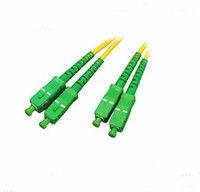 LM-030D9SCASCA - Patch Cord jumper SC/APC - SC/APC monomode 9/125 Duplex 3m LSZH LIGHTMAX