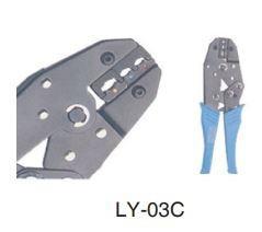 LY03-C ALICATE PARA TERMINAL ISOLADOS 0,5 A 6 MM