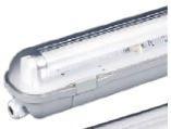 PL258 - ARMADURA ESTANQUE ABS+PC 2X58W ELECTRÓNICO OMNIUM ELECTRIC