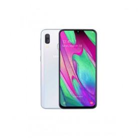 Samsung Galaxy A40 A405 Dual Sim 4GB RAM 64GB - White EU