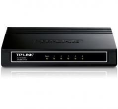 Switch 5P GIGABIT 10/100/1000Mbps TP-LINK