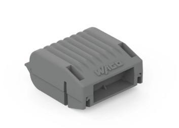 WAGO - Caixa de Gel, IPX8, Séries 221 ou 2273, máx. 4mm2, 1 ligador 207-1331
