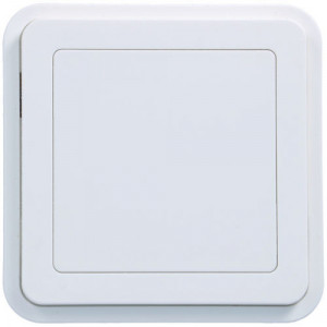 WNA157B - cubyko - Tampa cega, branco HAGER EAN:3250617175579