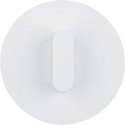 1001208900 - R.classic - tecla rotativa, branco BERKER EAN:4011334508397