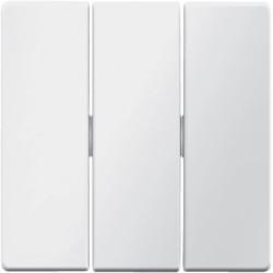 16656089 - Q.x - tecla tripla, branco BERKER EAN:4011334312789