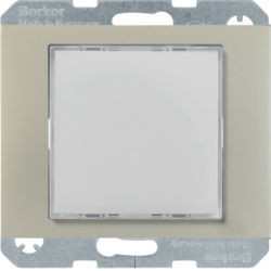 29517004 - K.1/K.5 - Sinalizador LED RGB, inox BERKER EAN:4011334414483
