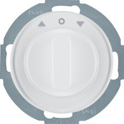 38122189 - R.classic - comut.bipol. estores, branco BERKER EAN:4011334489450